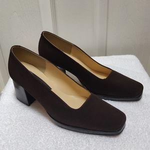 Calderone brown loafers